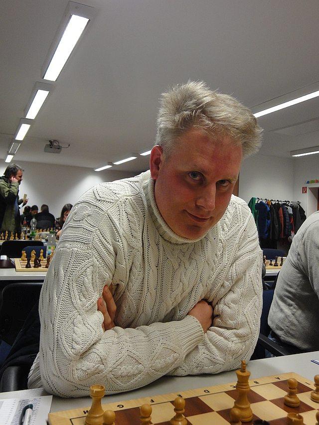 Helge Hedden: Erfolgreich an Brett 1 der legendären Elften